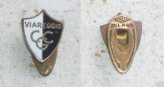 FC VIAREGGIO soccer Italy buttonhole pin football badge calcio distintivo Italia
