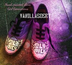 #SNSD #PURPLE #IGAB #HANDPAINTEDSHOES #SHOES #ART #HANDMADE #GG