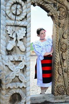 Romanian traditional - Folk Clothes from Maramures