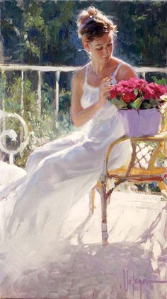Untitled # 3 a Vladimir Volegov Original Painting available from J Watson Fine Art 661 your source for Vladimir Volegov original paintings and other Vladimir Volegov art. Woman Painting, Figure Painting, Painting & Drawing, Female Portrait, Female Art, Vladimir Volegov, Painted Ladies, Fine Art, Beautiful Paintings