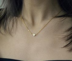 I really want LITTLE HEART PENDANT. Christmas will soon be here! ;)