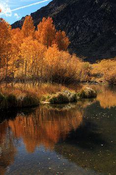 June Lakes Loop, Mono County, California; photo by .Jason Branz