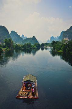 Yangshuo / Guangxi, China #Lays #layschipsSA #LaysMostActiveFan
