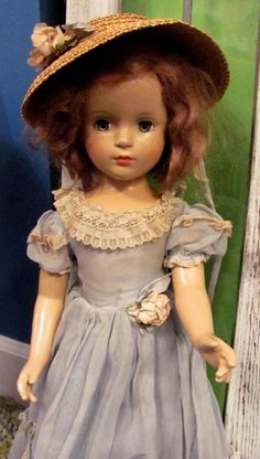 My Madame Alexander Princess Margaret Rose Doll made between 1948-1952