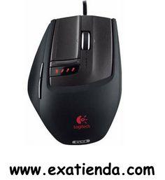 Ya disponible Rat?n Logitech USB g9x l?ser   (por sólo 97.99 € IVA incluído):   -Interfaz: USB -Cantidad de botones: 6 -Tecnología de conectividad: Cables -Tecnología de detección de movimientos: Láser -Resolución de movimiento: 200/3200 DPI -Rueda de desplazamiento: Sí  -P/N:910-000175    Garantía de 24 meses.  http://www.exabyteinformatica.com/tienda/4641-raton-logitech-usb-g9x-laser #ps2/usb #exabyteinformatica
