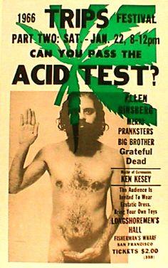 Ginsberg Acid Test 2 (Jan-1966)