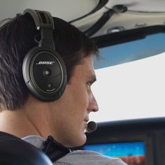 81c6ee18826 Bose A20 Aviation Headset - now with Bluetooth audio! Noise Reduction, Noise  Cancelling,