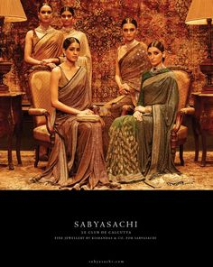 All Pastel: Sabyasachi's Spring Summer Bridal Collection 2016 Saris, Silk Sarees, India Fashion, Trendy Fashion, Asian Fashion, Women's Fashion, Fashion Design, Indian Dresses, Indian Outfits