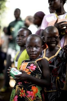 Christmas in South Sudan