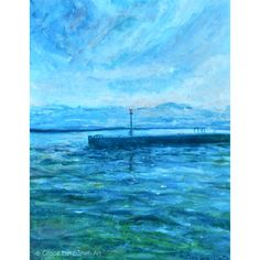 These paintings are called Morning Stroll, and are part of the Kingston series. They capture the stillness of the morning, before anyone is…