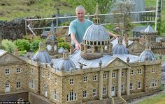 Miniature Villages in England | ... miniature villages in his garden as well as a 12ft high model of Big