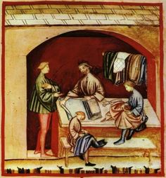 The development of the Florentine silk industry: a positive response to the crisis of the fourteenth century - Medievalists.net