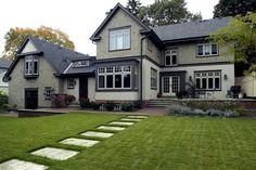Home Renovation & Addition - Rear Exterior, Oakville | whitehallhomes.ca