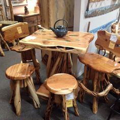 Find This Pin And More On Rustic Dining Furniture By Wildwestrustic.