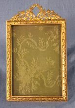 Antique French Gilded Bronze Picture Frame Rectangle Antique Picture Frames, Table Frame, Small Tables, French Antiques, Tattoo Ideas, Scrapbooking, Bronze, Diy Crafts, Tattoos