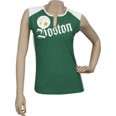 adidas Celtics Split City Womens T-shirt