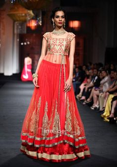 Bridal fashion from India
