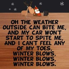 Dump A Day I'm Done With Winter! - 24 Pics