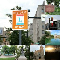Best of USA Mansfield Ohio on the Traveling Praters (the historic Lincoln Highway runs straight through Mansfield)