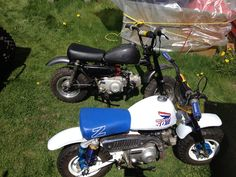 My bf Matt's Z50 (White & Blue) and my friend Cyril's Z50 (Carbon Fibre).