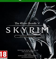 Bethesda Elder Scrolls V: Skyrim Special Edition (Xbox One) No description (Barcode EAN = 5055856411703). http://www.comparestoreprices.co.uk/december-2016-week-1/bethesda-elder-scrolls-v-skyrim-special-edition-xbox-one-.asp