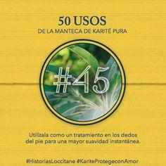 Uso del Karité #45 Suavidad instantánea! #karite #karitepretegeconamor #historiasloccitane #loccitane #tips