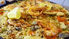 Number 1 in the countdown of World Cup Brasil dishes comes from Spain; the home of Real Madrid, Barcelona and a well tasty seafood paella.