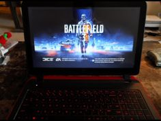 HP Beats Special Edition #Laptop 15-p030nr 15Z Playing #Battlefield 3 On High Settings