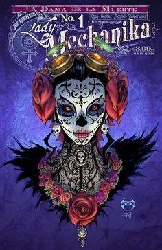 La Dama de la Muerte (Coming September 2016)