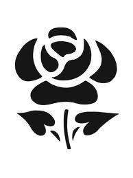 Flower Flower Stencil - Buscar con Google