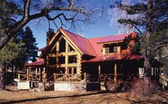 Elk River Log Home Plan by StoneMill Log & Timber Homes
