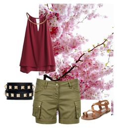 """bur bur"" by tameka-norman on Polyvore"