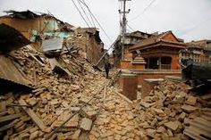 Death Toll Soars Past as Terrifying Aftershocks Rock Nepal, Hampering Rescue Efforts - 1 aftershock magnitude Earthquake In India, Revelations End Times, End Times Prophecy, Nepal Trekking, Mad World, Jesus Is Coming, World Photo, End Of The World, Destruction
