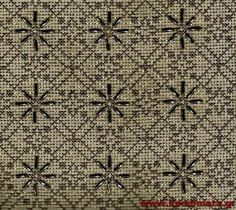 Gallery.ru / Фото #30 - αργυρω - ergoxeiro Beaded Embroidery, Cross Stitch Embroidery, Hand Embroidery, Cross Stitch Patterns, Blackwork, Beading Patterns, Embroidery Patterns, Stitch Design, Filet Crochet