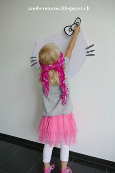 Hello Kitty Geburtstag Spiel
