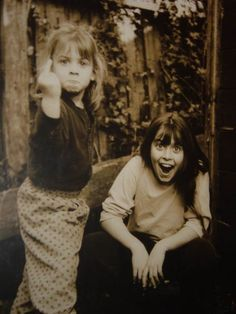 mess with the big sister finger - Google Search