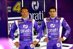 Julio Campos escolhe a dedo seu parceiro na corrida de duplas da Stock Car em 2014: Fábio Carbone.