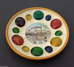 #ashtray Bermuda round ceramic with Stones visit our ebay store at  http://stores.ebay.com/esquirestore