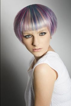 Fusion interpretation by Lucian Busuioc, 2012 TrendVision Award People's Choice Winner #hair