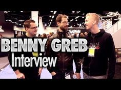 Benny Greb interview and ideas on how to get better.