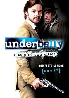 Underbelly: A Tale of Two Cities [4 Discs] [DVD]