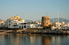 Puerto Banus, Marbella - Costa del Sol (Espagne)