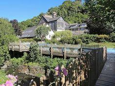 Tuckenhay Mill | Tuckenhay Mill - Milbourne Cottage, Bow Creek, between Dartmouth and Totnes