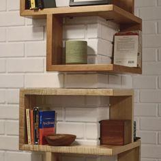 wrap around shelf