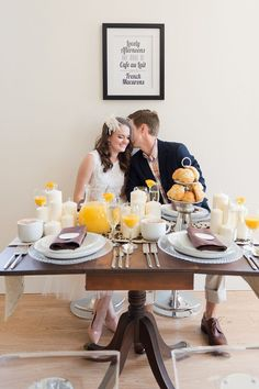 19 Reasons Brunch Weddings Are Pretty Much Perfect Wedding Reception Breakfastsunday