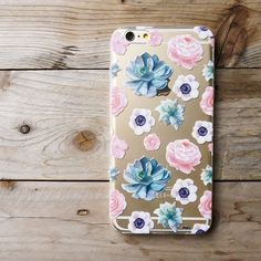 Clear TPU Case Cover - Succulent Overload – Milkyway