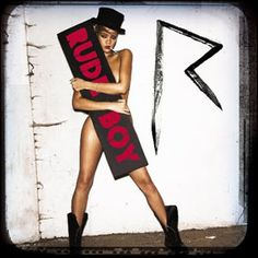 Rihanna - Rude Boy (Official Single Cover Art)