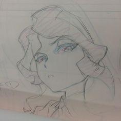 のワの, Some shots of Diana and Sucy from Little Witch...