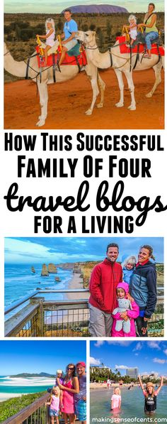 Did you know that you can travel for a living, with a family too?! Caz and Craig Makepeace, from yTravelBlog, a married couple from Australia have lived in five countries and traveled to 52 of them. Here's how they travel blog!