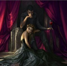 Mare & Maven - Red Queen i am so sick i really like this picture for some…